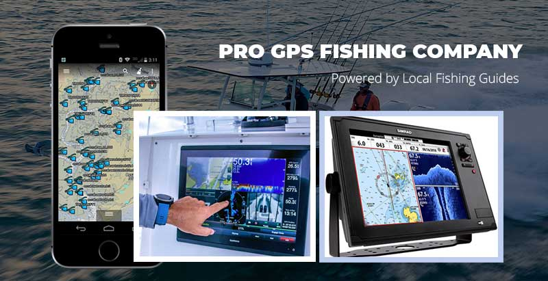 GPS Fishing Spots for Saltwater Fishing